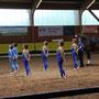 Einlauf Juniorteam