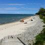 Strand nach Osten