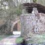 Ruines médiévales de Salt en Donzy