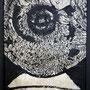 ビッグマウス  japan ink  墨3