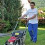 Markhauswart Rasenpflege