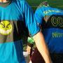 Trikot-Druck für ein Benefiz-Soccerturnier in Rotenburg