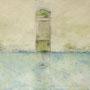 Leuchtturm, 75 x 80 cm, Verkauft
