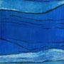 Acryl auf Papier 1,   14 x 14 cm