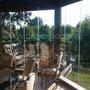 Беседка с барбекю комплексом: мангал, вертел, генератор углей, коптильня, тандыр, русская печь, газовый гриль, камин