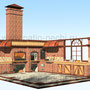 Печной комплекс: тандыр, мангал, вертел, генератор углей, русская печь, коптильня горячего и холодного копчения