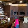 Печной комплекс: коптильня, русская печь, мангал, вертел, каминная вставка