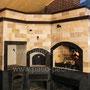 Барбекю комплекс: мангал, камин, вертел, генератор углей, плита под казан, русская печь, пицца печь