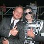 Avec Christophe Becker
