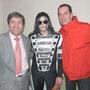 Avec Enzo Spectacles et Phil Dujardin