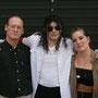 Avec Jacky et Isa