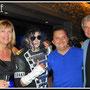 Avec Michel Baivier et sa femme et Adrien