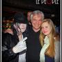 Avec Michel Baivier du People
