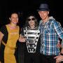 Avec Caroline et Pat