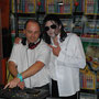 Avec mon meilleur ami DJ Dom