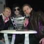 Avec Sarah et Dominic