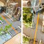 ジオラマ 都市の再生