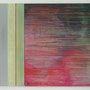 """Dove Sei?"" - olieverf / linnen 100 x 150 cm (diptiek)"