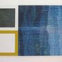 """Narciso"" IV - olieverf / linnen 100 x 150 cm (diptiek)"