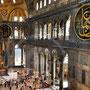 Santa Sofia - Ayasofya Müzesi, Istanbul