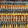 Collezione di shabti, Museo Egizio, Il Cairo