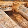 Medinet Habu, tempio funerario di Ramesse III - Luxor, Egitto