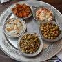 Cena al ristorante Yesemek