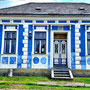 Le tipiche case dell'Oltenia, Romania