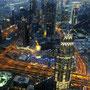 Vista da At the Top Burj Khalifa, Dubai