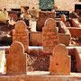 Cimitero islamico, Bouarfa - Marocco