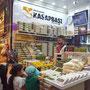 Negozio di prodotti a base di pistacchio, Coppersmith Bazaar - Gaziantep