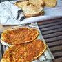 Lahmacun, la ''pizza'' turca, Gaziantep