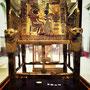 Trono di Tutankhamon, Museo Egizio, Il Cairo