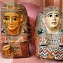 Sarcofagi di epoca tolemaica, Museo Egizio, Il Cairo