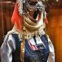 Abito tradizionale per la festa di San Lazzaro - Museo Storico Nazionale, Sofia - Bulgaria