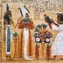 Papiro del Libro dei Morti, Museo Egizio, Il Cairo