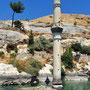 Il minareto di Eski Halfeti, Şanlıurfa