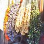 Trecce di verdura, Bakırcılar Çarşısı, Coppersmith Bazaar Gaziantep