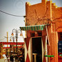 Café in Boulevard Hassan II, Figuig - Marocco