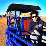 Verso l'Algeria, Bouarfa - Marocco