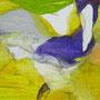 『 21℃の好奇心 』2008            色鉛筆、オイルパステル