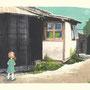 角の家  B