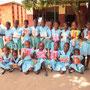 Schoolverlaters Cherno Baba school 2014