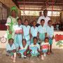 Schoolverlaters Cherno Baba school 2013