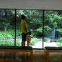 長崎歴史博物館休憩コーナー
