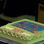 35周年記念ケーキ
