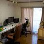 新しい私の書斎兼仕事場