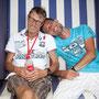 Uwe Dunker und Carsten Schmidt