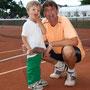 Markus Janner und Sohn