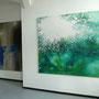 Ausstellungsansicht, Freie Kunstakademie 2010